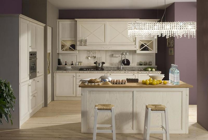 Credenza Cucina Con Piano Di Lavoro : Cucina matilda carlini interni